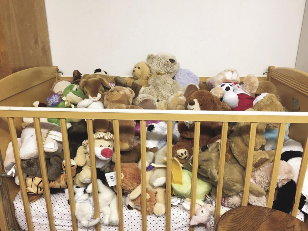 Lockeford volunteers Cuddle-Up to world