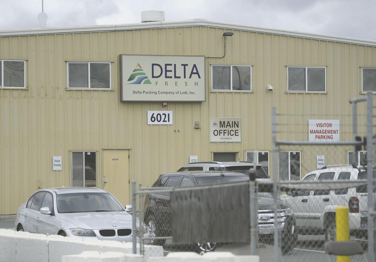 Lodi resident dies following an ammonia leak at Delta Packing Company