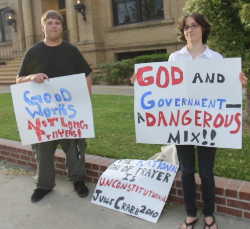 Greater religious involvement sought at Lodi prayer observance
