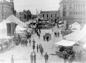 Stockton Fair evolved from first event in 1857
