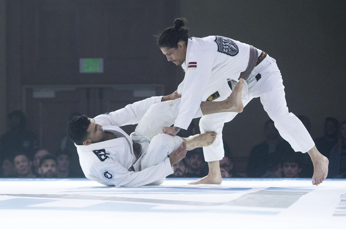 Lodi's Mikey Hothi gets a break from politics on the jiu-jitsu mat