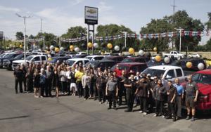 Lodi's Sanborn Chevrolet overcomes hardships to flourish