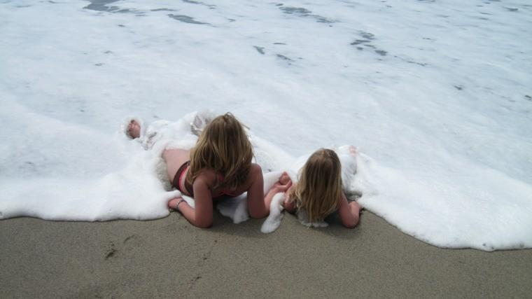 Sisters Against the Surf