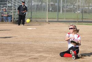 Softball: Flames hammer Titans
