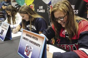 Signing Day: Lodi players ink with D-1 colleges