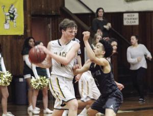 State boys basketball playoffs: Clutch shots help Hawks