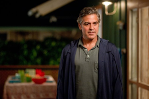 Quality holiday fare, but a step down for Alexander Payne