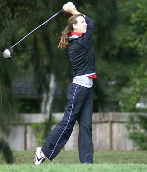 Lodi Flames defend girls golf title