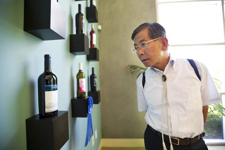 Kofu officials tour Lodi businesses, eat at Japanese restaurant