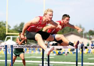 Track and field: Lodi's Ryan Ozminkowski has busy and productive day