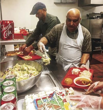 Lodi Muslims serve meals to less fortunate
