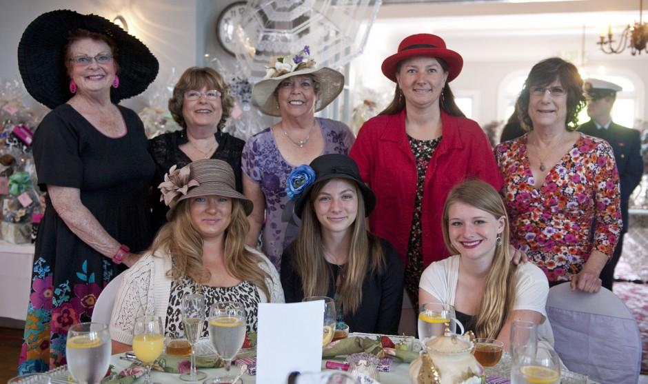Woman's Club of Lodi Victorian Tea