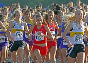 Cassidy Daley set personal record at Clovis Invitational