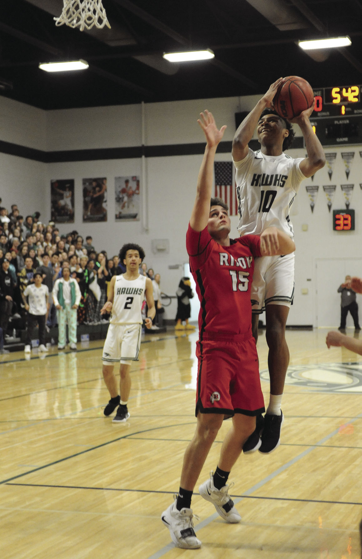 SJS D-IV boys basketball playoffs: Hawks headed to title game