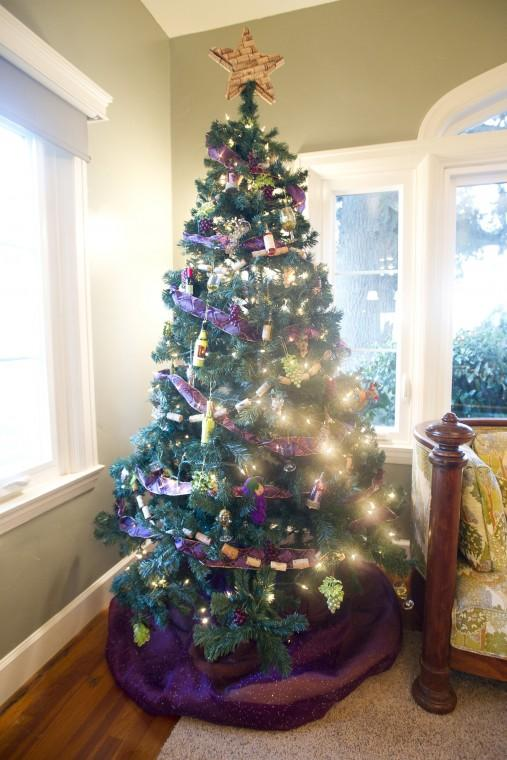 Get in the Christmas spirit at the Omega Nu Holiday Home Tour