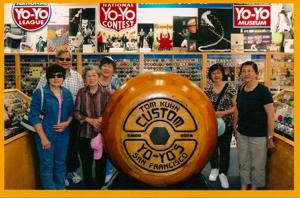 Spend a historical day at Chico's Bidwell Park and Yo-Yo museum