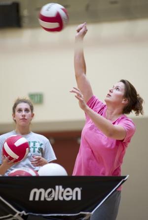 Krista Brereton keeps serving up success with Lodi Flames