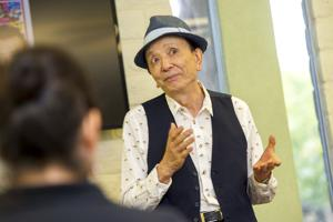 James Hong hopes to get funding for films shot in and around Lodi