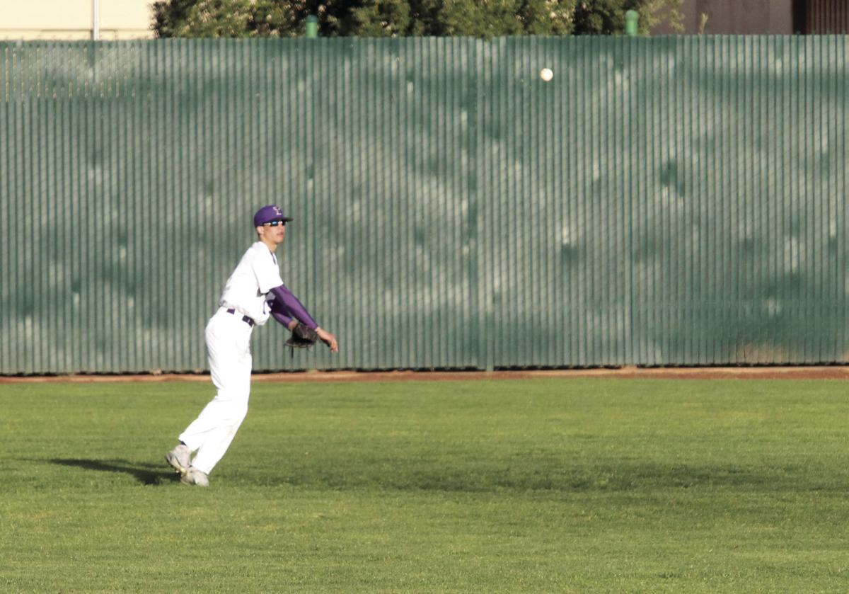 High school baseball: Tigers fall with one bad inning