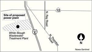 Lodi could benefit from power plant at White Slough