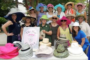 Celebrate Hat Day in the Sun at tonight's Downtown Lodi Farmers Market