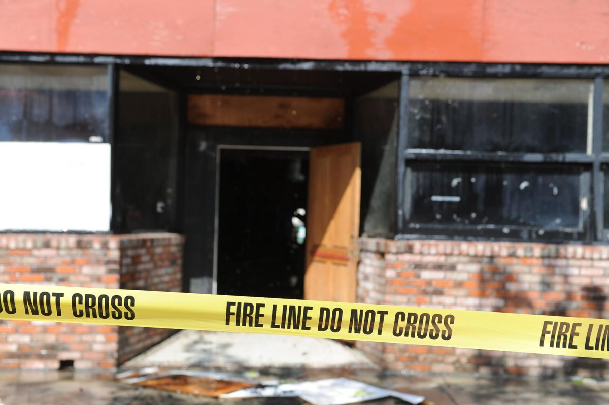 Downtown Lodi Fire Destroys Building Displaces Couple