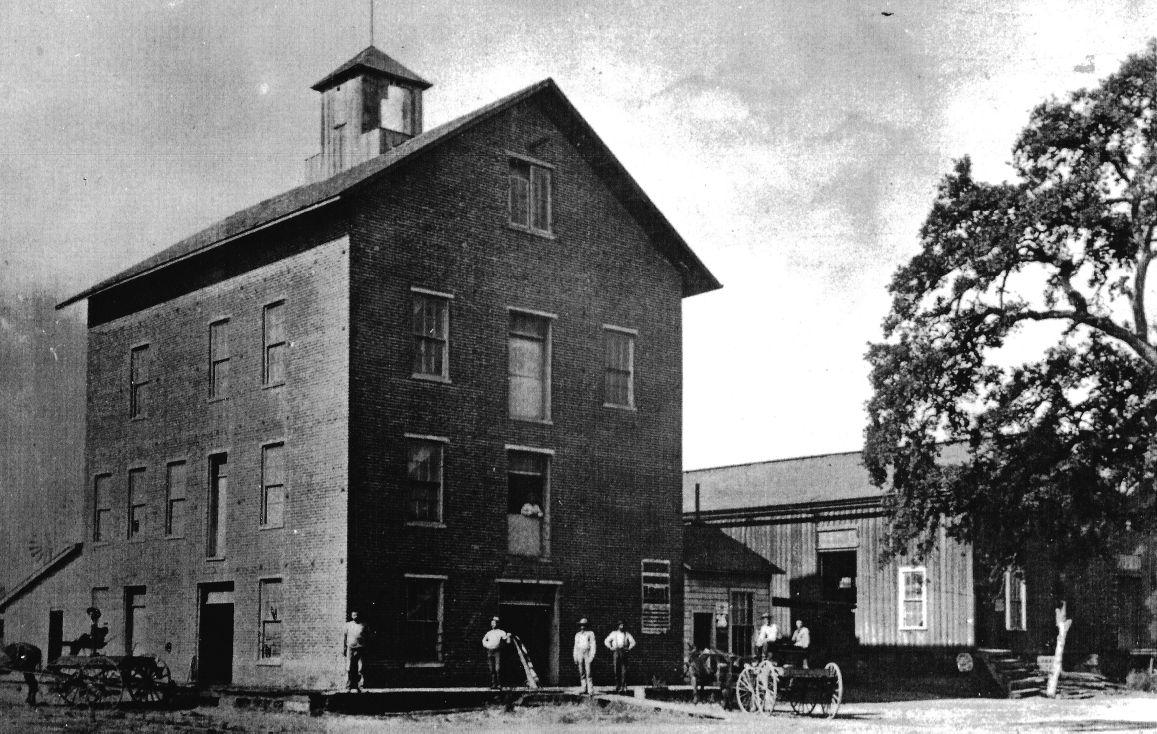 Vintage View: Lodi Flour Mill