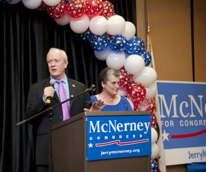 McNerney holds early lead in  9th Congressional District race