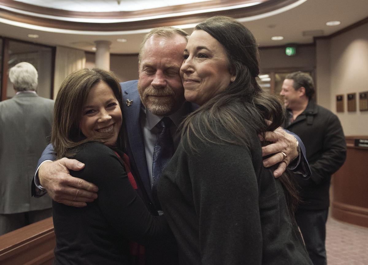 Doug Kuehne is Lodi's new mayor