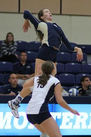 Jessica Malcolm CSUMB Otter Classic Volleyball