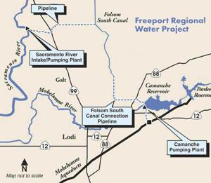 Massive $1 billion Freeport Project could help recharge San Joaquin County groundwater