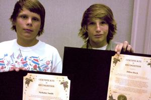 Teens who helped apprehend rape suspect get proclamation from city of Lodi