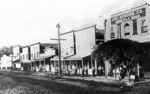 Lodi's Japantown started on Main Street