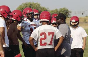 Football: Galt coach Jermaine Allen resigns after second season