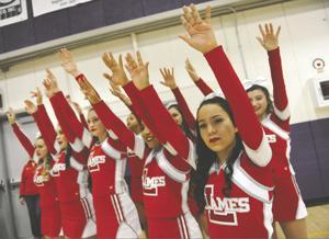 Cheerleaders push back on planned Lodi High changes