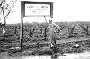 Gemellos established Lafayette Winery in 1935