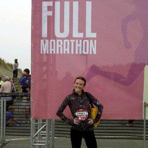 Lodi's Kate Casey runs with a purpose