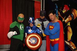 Unmask your inner super hero at Sacramento's Comic Con