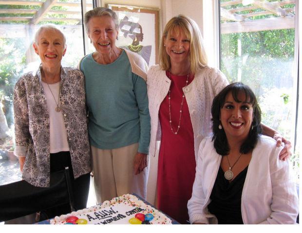 American Association of University Women celebrates 22 years of the Women's Center