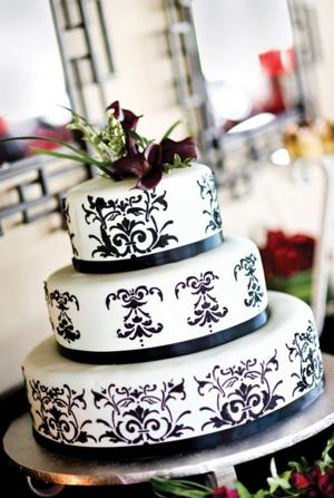 Wedding cake trends this season