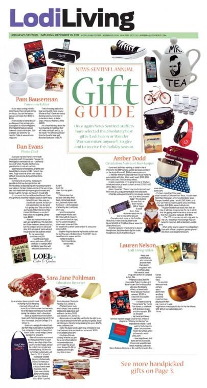 News-Sentinel Gift Guide