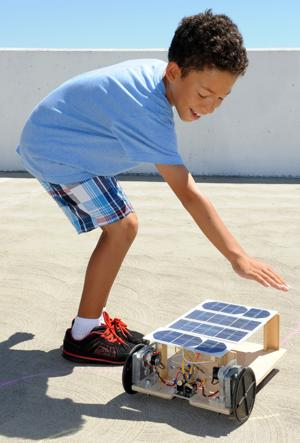 World of Wonders Science Museum harnesses power of sun at Solar Day