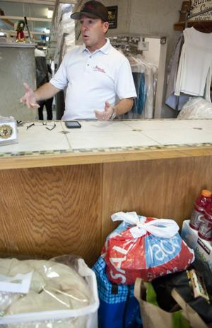 Lodi merchant collects donations, drives them to Camp Fire evacuation centers