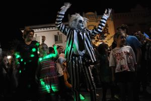 Zombie Club, WOW Science Museum plan 'Thriller' event