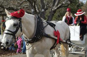 Celebrate an old-fashioned Christmas in Coloma