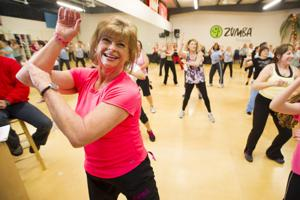 From overweight and in-pain mom to thin, energetic and happy dancing queen