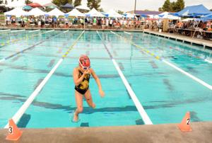 Lodi swimmers race for gold at Summer League Championships