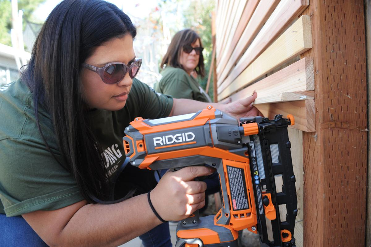 Former Marine and Lodi man benefits from Home Depot program
