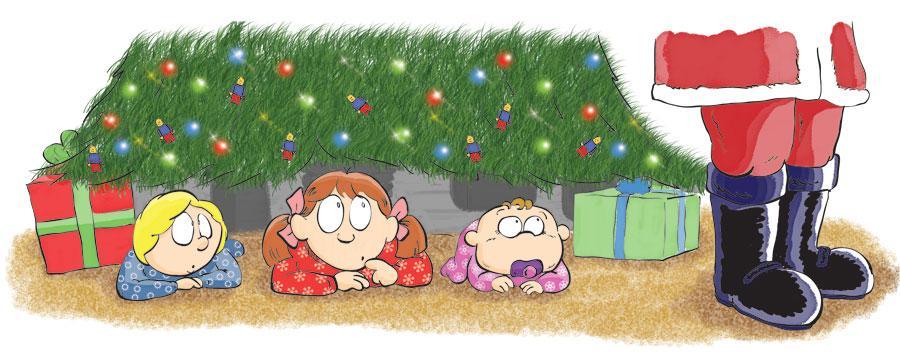 Our Christmas Eve