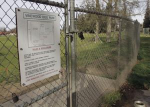 Dog mauled to death at Vinewood Dog Park